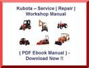 Thumbnail KUBOTA L 210 L210 L-210 TRACTOR SERVICE MANUAL - * DIY REPAIR / PDF SHOP MANUAL - (BEST MANUAL AVAILABLE) - INSTANT DOWNLOAD !!